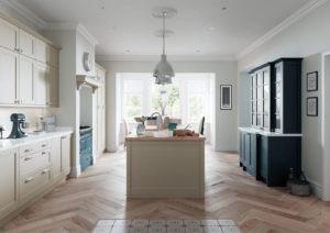 Дизайн кухни в мосрком стиле