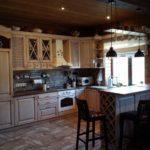Кухня для частного дома