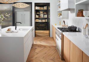 Маленька кухня в стиле лофт