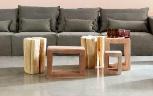 Мебель в гостиную из граба