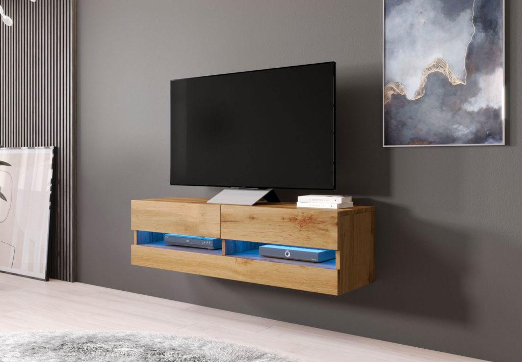 Тумба в спальню под телевизор